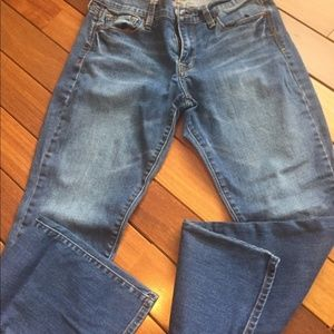Lucky Brand Sofia Boot Cut Jeans Size 6R